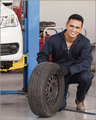 League City Body Shop: League City Tire Shop: Tire Selection